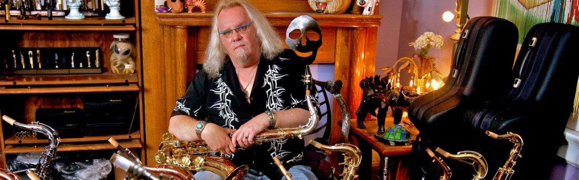 Steve Goodson - Saxophone Designer to the Stars