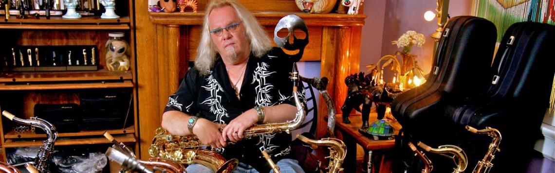 Steve Goodson - Saxophone Designer to the Stars